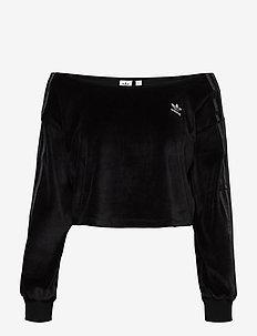 Sweater W - sweatshirts - black