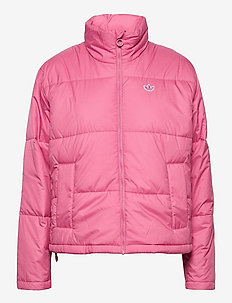 Short Puffer Jacket W - veste sport - roston