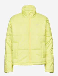 Short Puffer Jacket W - kurtki sportowe - pulyel