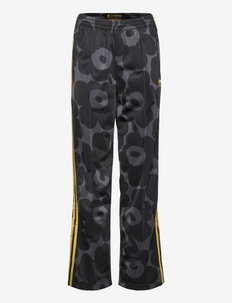 MARIMEKKO FIREBIRD TRACK PANT - sporthosen - black/carbon