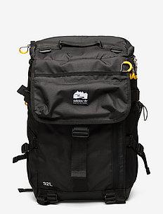 Adventure Top Loader Bag - sacs a dos - black/gloprp/white