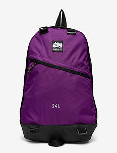 Adventure Backpack Small - sacs a dos - black/gloprp/white