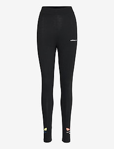Adicolor Shattered Trefoil Tights W - leggings - black