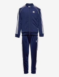 Adicolor Superstar Track Suit - dresy & zestaw 2 szt - ngtsky/white