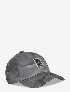 Camo Baseball Cap - kepsar - gresix/black/legink/c