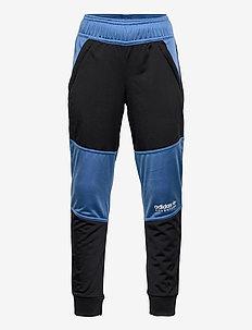 Adventure Track Pants - trainingsbroek - black/focblu