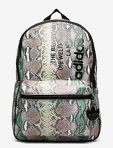 Backpack W - träningsväskor - multco