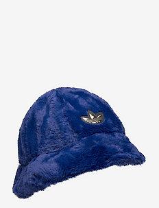 SPRT Faux Fur Bucket Hat - bucket hats - vicblu