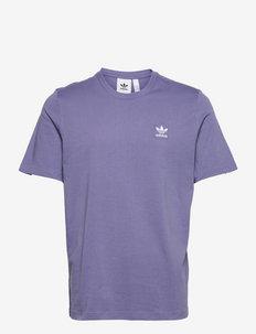 LOUNGEWEAR Adicolor Essentials Trefoil Tee - t-shirts - orbvio
