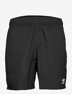 Adicolor Essentials Trefoil Swim Shorts - shorts - black