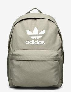 Adicolor Backpack - nyheter - orbgrn/focoli/white