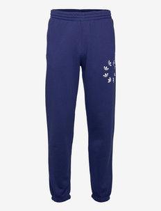 Adicolor Shattered Trefoil Sweat Pants - sweatpants - ngtsky/white