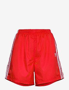 Adicolor Classics Ripstop Shorts W - casual shorts - red