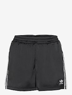 Adicolor Classics Satin Shorts W - lühikesed vabaajapüksid - black