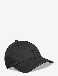 BASEBALL CAP - kepsar - black