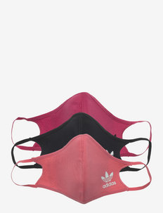 Face Cover Extra Small/Small - Not For Medical Use - nyheter - wilpnk/hazros/black