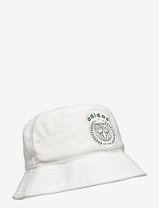BUCKET HAT - bucket hats - owhite