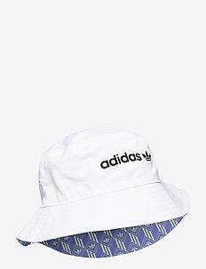 BUCKET HAT - bucket hats - white/multco
