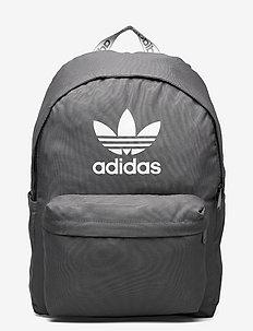 Adicolor Backpack - neue mode - grefiv/white