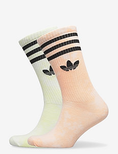 Tie-Dyed Socks 2 Pairs - vanliga strumpor - aciora/pulyel