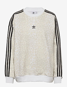 Crew Sweatshirt W - sweatshirts - multco/white/talc