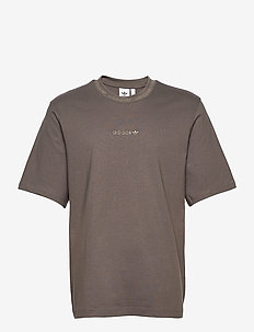 Rib Detail T-Shirt - sportstopper - branch