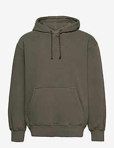 Dyed Hoodie - basic sweatshirts - branch