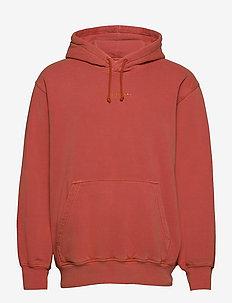 Dyed Hoodie - podstawowe bluzy - hazcop