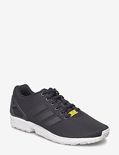 ZX FLUX - lave sneakers - black1/black1/wht