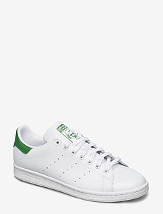 STAN SMITH - matalavartiset tennarit - ftwwht/cwhite/green