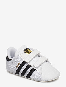 SUPERSTAR CRIB - slippers - ftwwht/cblack/ftwwht