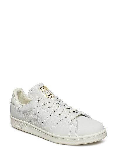 Stan Smith Premium Niedrige Sneaker Weiß ADIDAS ORIGINALS