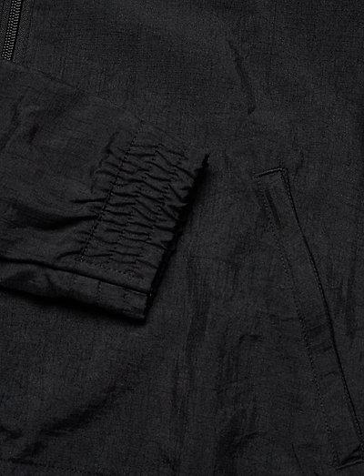 Adidas Originals Ruffle Tracktop- Kurtki I Płaszcze Black