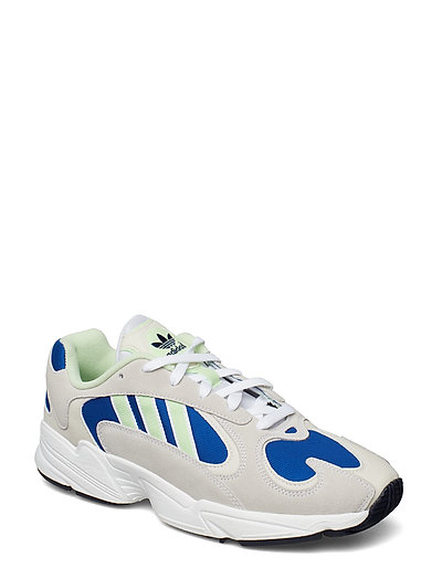 Yung-1 Niedrige Sneaker Weiß ADIDAS ORIGINALS