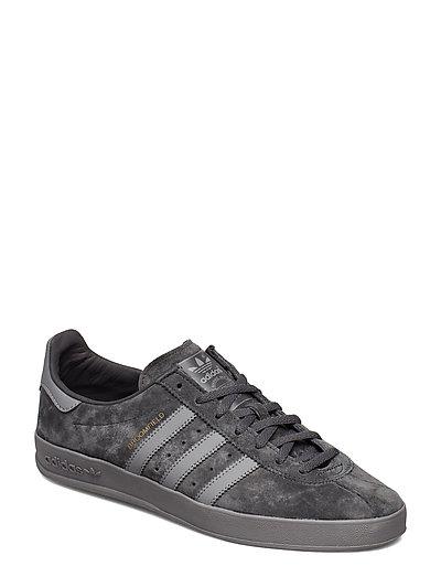 Broomfield Niedrige Sneaker Grau ADIDAS ORIGINALS