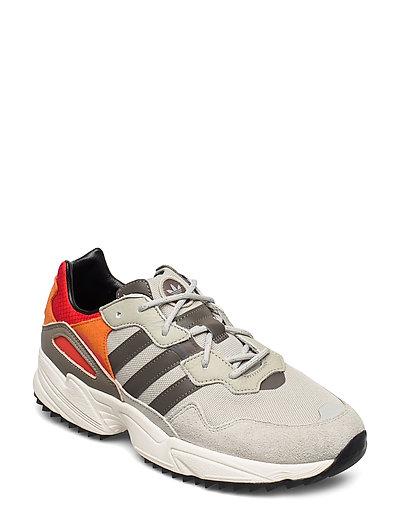 Yung-96 Trail Niedrige Sneaker Grau ADIDAS ORIGINALS