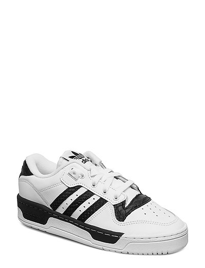 Rivalry Low W (Ftwwhtftwwhtcblack) (899 kr) adidas Originals  