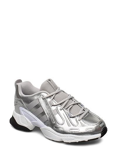 Eqt Gazelle W Niedrige Sneaker Silber ADIDAS ORIGINALS
