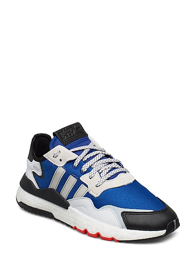 Nite Jogger Niedrige Sneaker Blau ADIDAS ORIGINALS