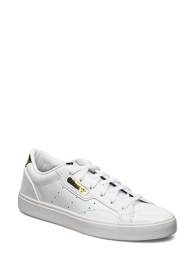 Adidas Sleek W Niedrige Sneaker Weiß ADIDAS ORIGINALS