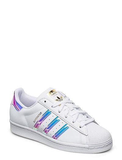 Superstar W Niedrige Sneaker Weiß ADIDAS ORIGINALS