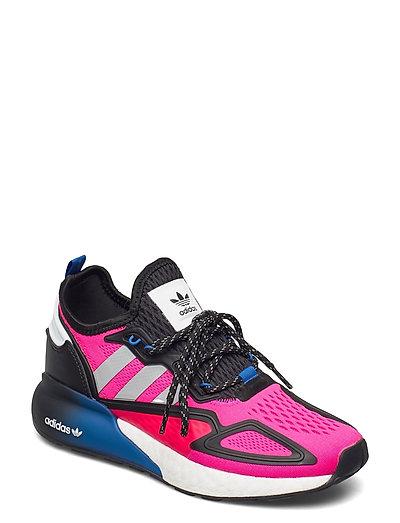 Zx 2k Boost W Niedrige Sneaker Pink ADIDAS ORIGINALS