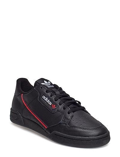 Continental 80 Niedrige Sneaker Schwarz ADIDAS ORIGINALS