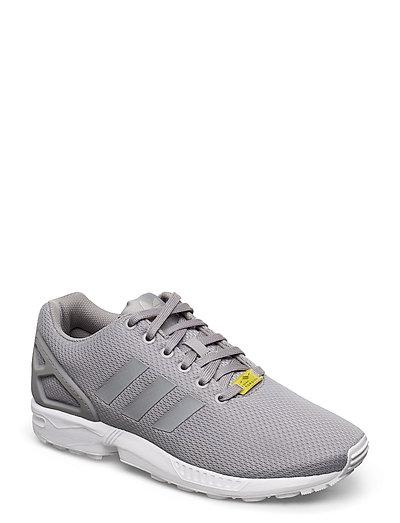 Zx Flux Niedrige Sneaker Grau ADIDAS ORIGINALS