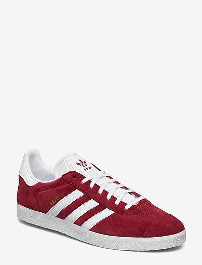 Gazelle - låga sneakers - cburgu/ftwwht/goldmt