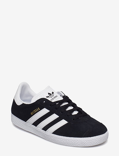 Gazelle - lave sneakers - cblack/ftwwht/goldmt