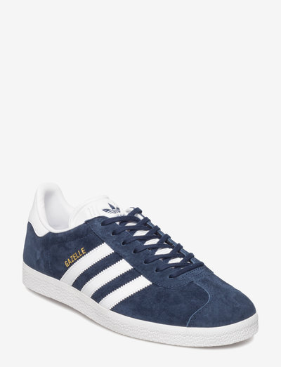 Gazelle - låga sneakers - conavy/white/goldmt