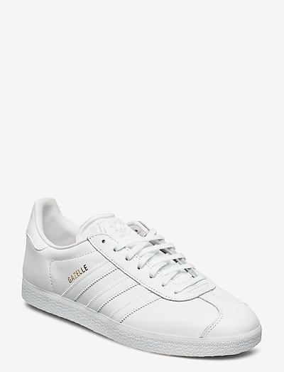 Gazelle - låga sneakers - ftwwht/ftwwht/goldmt