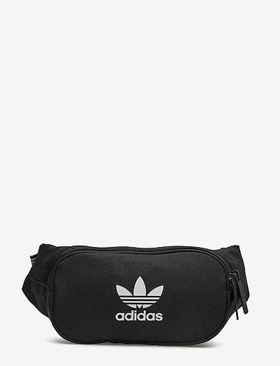 Essential Crossbody Bag - sacs banane - black