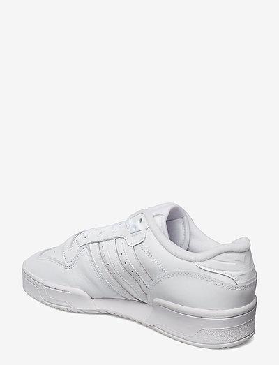 Adidas Originals Rivalry Low- Tenisówki Ftwwht/ftwwht/cblack